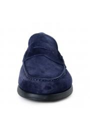 Salvatore Ferragamo Men's Ferro Suede Leather Loafers Moccasins Slip On Shoes: Picture 5