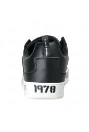 "Plein Sport ""John"" Black Slip On Fashion Sneakers Shoes : Picture 8"