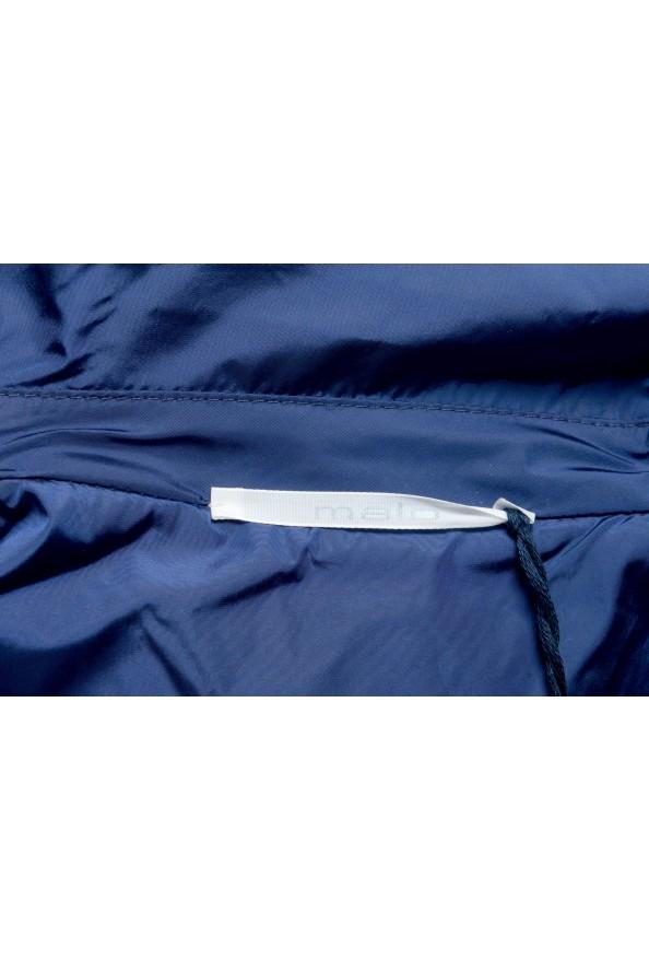 Malo Navy Full Zip Men's Windbreaker Jacket : Picture 5