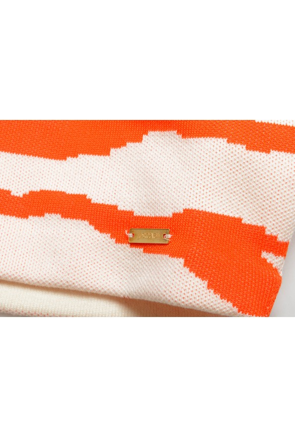 Just Cavalli Women's Multi-Color Cropped Sweater Top : Picture 3