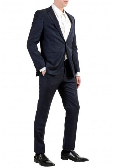 """Hugo Boss """"Novan5/Ben2"""" Men's Wool Slim Dark Blue Two Button Suit: Picture 2"""