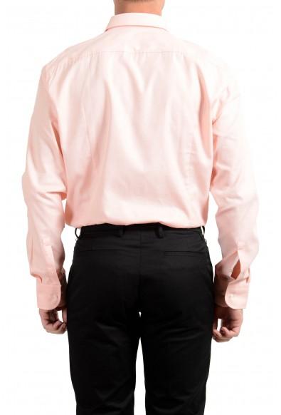 "Hugo Boss Men's ""Jarrin"" Pink Slim Fit Long Sleeve Dress Shirt : Picture 2"