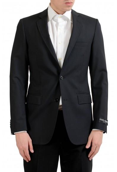 "Dolce & Gabbana ""Luxury"" Men's Stretch Wool Blazer Sport Coat"