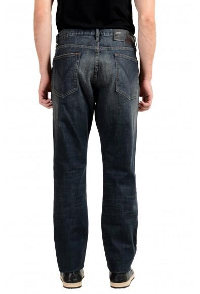 John Varvatos Star USA Bowery Men's Blue Slim Straight Leg Jeans : Picture 2