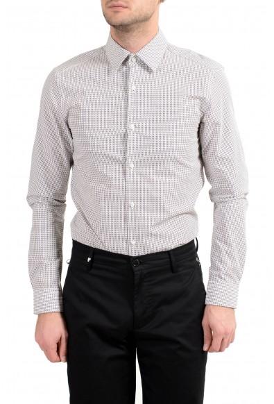 "Hugo Boss ""T-Curtis"" Men's Slim Long Sleeve Dress Shirt: Picture 2"