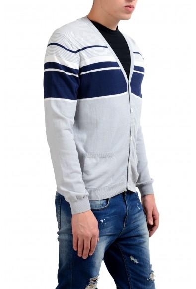 Malo Men's Multi-Color Light Cardigan Sweater: Picture 2