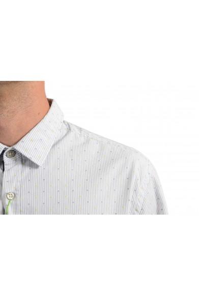 Hugo Boss Men's C-Bence Regular Fit Striped Long Sleeve Casual Shirt: Picture 2