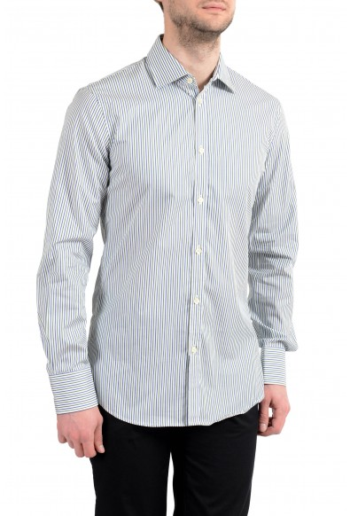 Dsquared2 Men's Striped Long Sleeve Casual Shirt: Picture 2