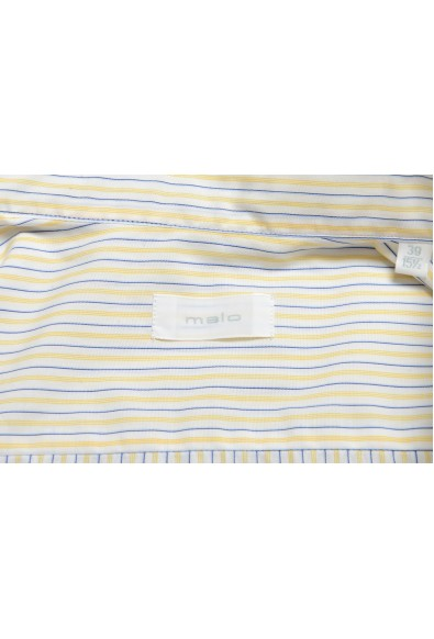 Malo Men's Striped Long Sleeve Dress Shirt: Picture 2