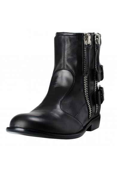 Giuseppe Zanotti Design Men's Leather Boots Shoes