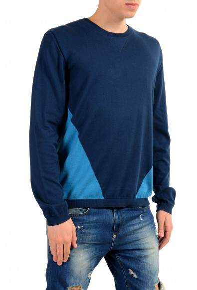 Versace Collection Men's Two Tones Crewneck Sweater: Picture 2