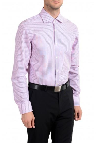 "Hugo Boss ""Miles US"" Men's Striped Sharp Fit Long Sleeve Dress Shirt: Picture 2"