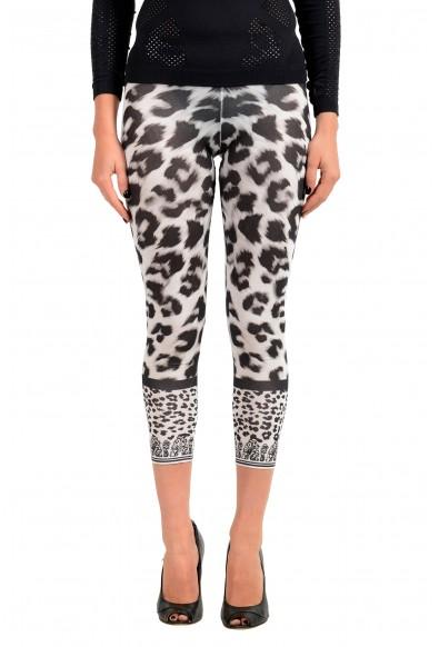 Versus by Versace Women's Multi-Color Leggings Pants
