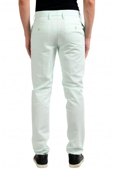 Marc Jacobs Men's Mint Green Flat Front Dress Pants : Picture 2