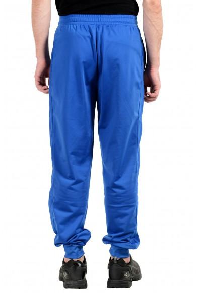 """Emporio Armani EA7 """"Train Big"""" Men's Blue Track Sweat Pants: Picture 2"""