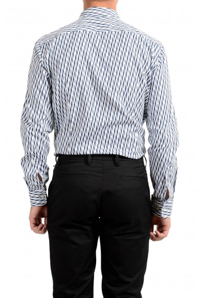 """Hugo Boss Men's """"Ronni _F"""" Slim Fit Striped Long Sleeve Casual Shirt: Picture 2"""