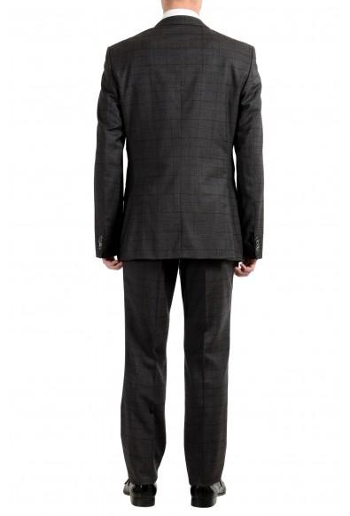 """Hugo Boss """"C-Hutson1/C-Gander"""" Men's Wool Plaid Two Button Suit: Picture 2"""