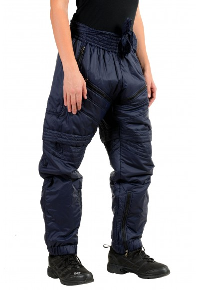 Dolce & Gabbana D&G Men's Blue Insulated Snow Pants: Picture 2