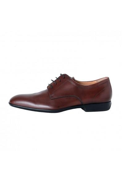 "Salvatore Ferragamo Men's ""CANTU 1"" Leather Oxfords Shoes : Picture 2"