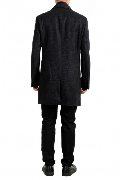 "Hugo Boss ""Nadim4"" Men's Wool Slim Three Button Coat With Detachable Inner: Picture 2"