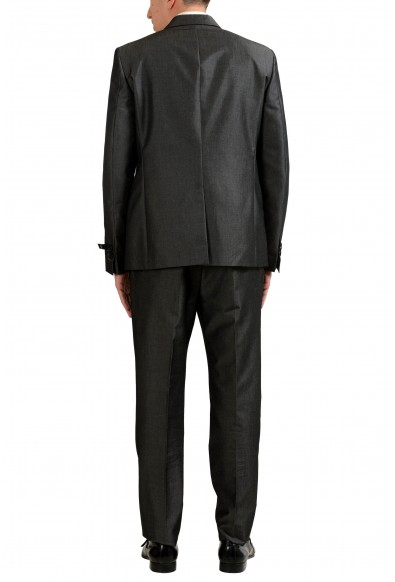 Fendi Men's Gray Wool Two Button Suit: Picture 2