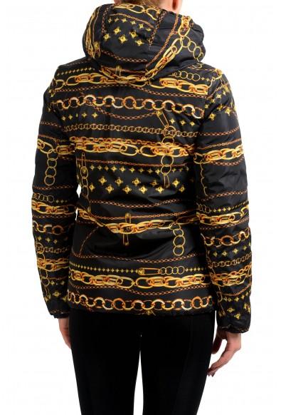 Versace Versus Reversible Goose Down Women's Parka Jacket: Picture 2