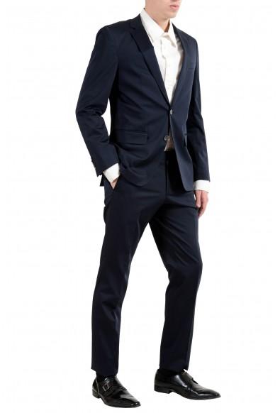 "Hugo Boss ""Helford/Gander3"" Men's Stretch Slim Dark Blue Two Button Suit: Picture 2"