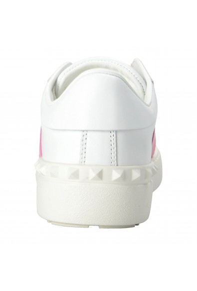 Valentino Garavani Women's Rockstud Two Tones Open Fashion Sneakers Shoes: Picture 2