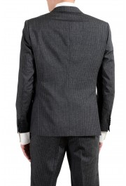 """Hugo Boss """"Reymond/Wented"""" Men's Silk Wool Striped Gray Slim Two Button Suit: Picture 9"""
