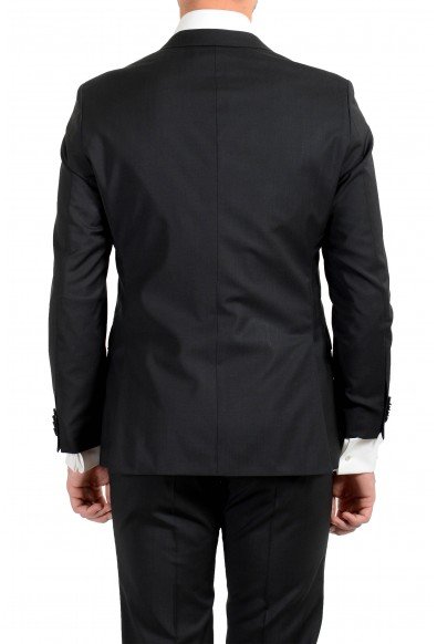 "Hugo Boss ""C-Jeffery/C-Simmons"" Men's 100% Wool Black Two Button Suit: Picture 2"