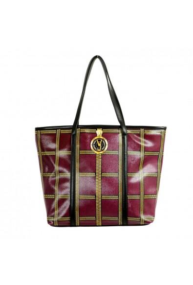 Versace Jeans Women's Multi-Color Tote Handbag Bag