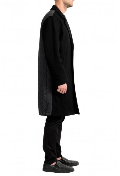 "Hugo Boss ""Malox1841"" Men's Wool Black Three Button Coat: Picture 2"