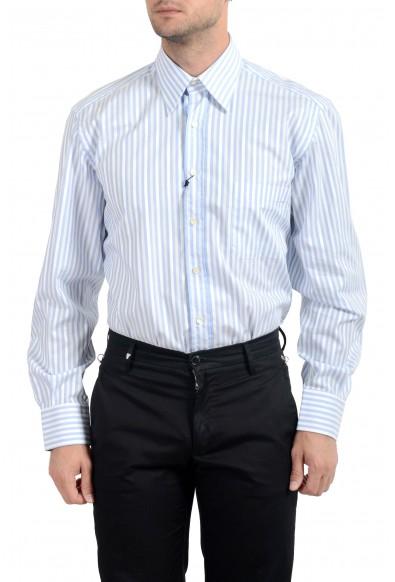 Dolce&Gabbana Men's Striped Long Sleeve Dress Shirt : Picture 2