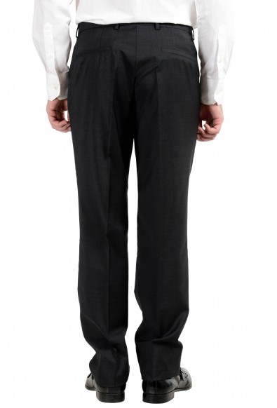 "Hugo Boss ""C-Jeffery/C-Simmons"" Men's 100% Wool Dark Gray Two Button Suit: Picture 2"
