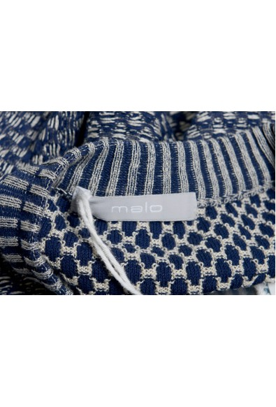 Malo Men's Linen Silk Cardigan Sweater: Picture 2