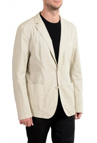"Hugo Boss ""Nilai-W"" Men's Beige Two Button Blazer Sport Coat: Picture 2"