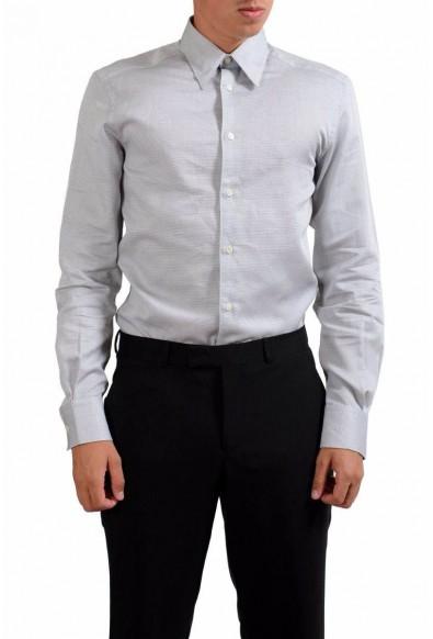 """Versace Collection """"Trend"""" Men's Dress Shirt"""