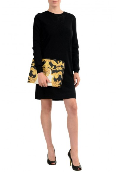 Versace 100% Leather Multi-Color Women's Clutch Bag: Picture 2