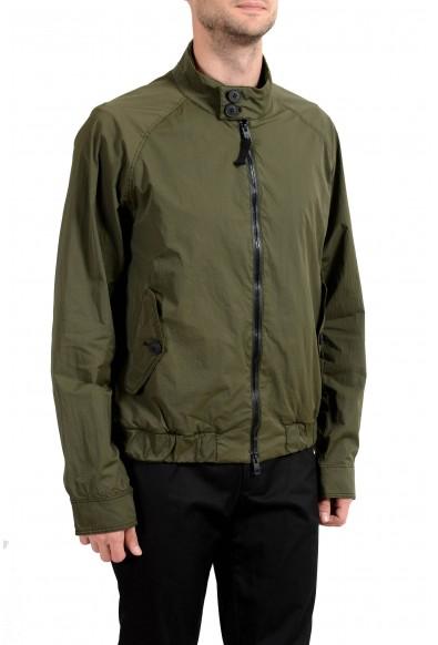 "Hugo Boss ""Osames-D"" Men's Olive Green Full Zip Windbreaker Jacket: Picture 2"