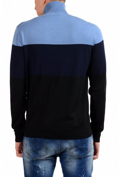 Prada Men's 100% Wool Turtleneck Light Sweater: Picture 2