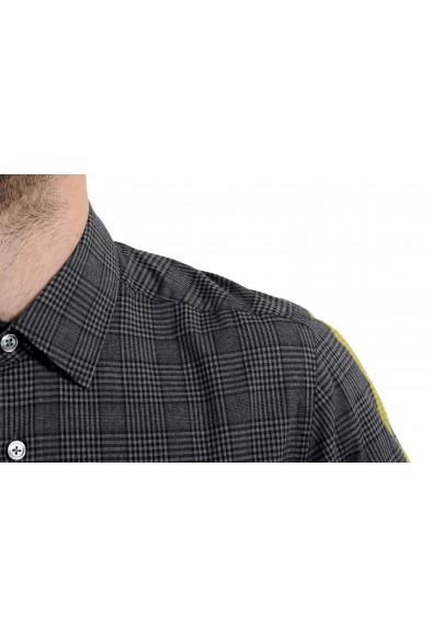"Hugo Boss ""Lukas_F"" Men's Regular Fit Plaid Long Sleeve Casual Shirt: Picture 2"