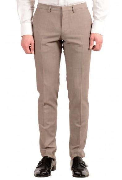 "Hugo Boss ""Reymond/Wenten"" Men's 100% Wool Two Button Suit : Picture 2"