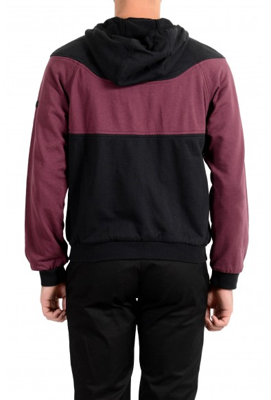 Roberto Cavalli Gym Men's Full Zip Hooded Track Jacket: Picture 2