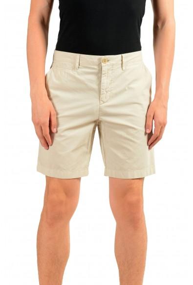 Burberry Men's Beige Casual Shorts