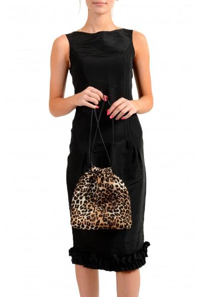 Miu Miu Women's 5NG005 Animal Print Cosmetic Bag: Picture 2