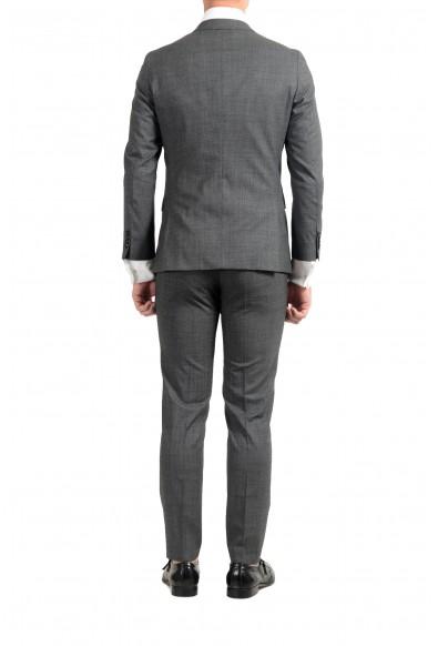 """Hugo Boss """"Novan6/Ben2"""" Men's 100% Wool Gray Slim Two Button Suit: Picture 2"""