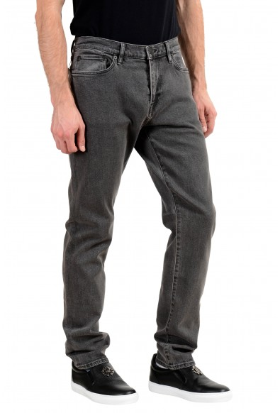 Burberry Brit Men's Gray Slim Leg Jeans: Picture 2