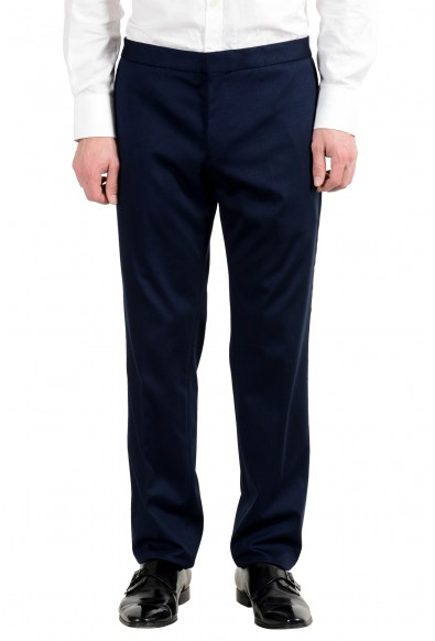 """Hugo Boss """"Niday/Bawin-J"""" Men's Slim Blue Stretch Two Button Suit: Picture 2"""