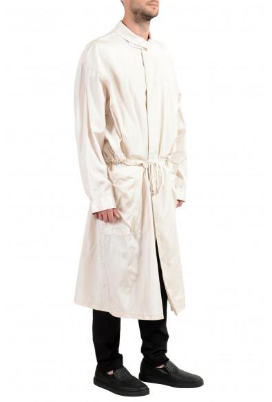 "Hugo Boss ""Cayman_FS"" Men's Beige Button Up Adjustable Coat : Picture 2"