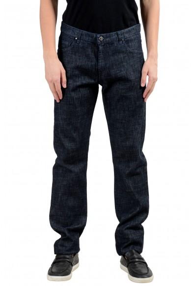 Versace Jeans Men's Dark Blue Slim Jeans